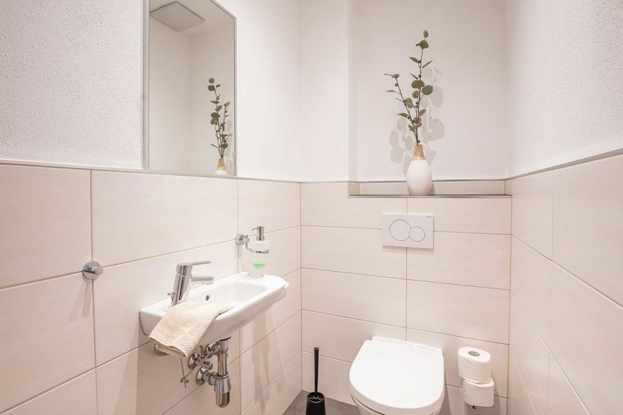 Apart Auszeit Badezimmer