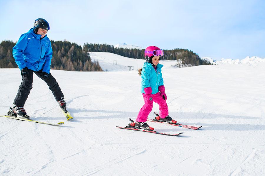 Skigebiet Niederthai